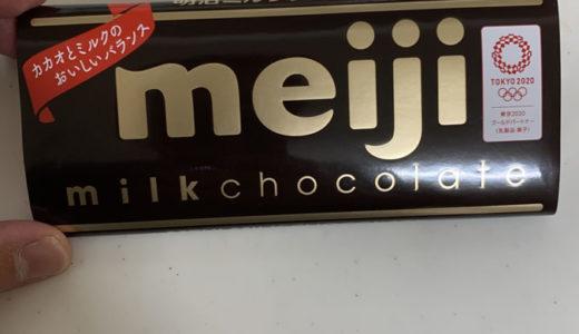 チョコレートを食べたら血糖値(糖質吸収)はどうなるか?